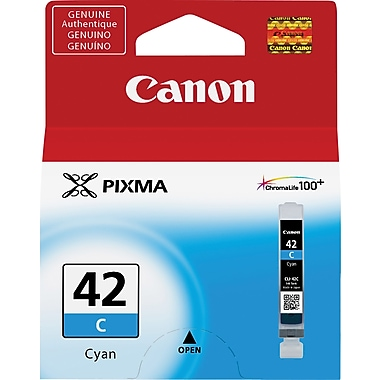 Canon® CLI-42 Cyan Ink Cartridge