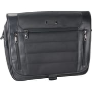 Kenneth Cole Reaction Messenger Bag, Black