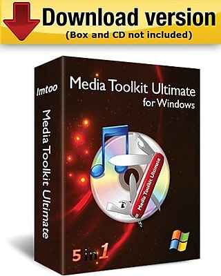 ImTOO Media Toolkit Ultimate for Windows (1-User) [Download] 954862