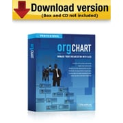 OrgChart Professional for 100 People for Windows (1 - User) [Download]