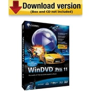 Corel WinDVD Pro 11 for Windows (1-User) [Download]