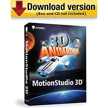 Corel MotionStudio 3D for Windows (1-User) [Download]