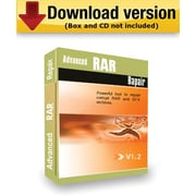 Advanced RAR Repair for Windows (1-User) [Download]
