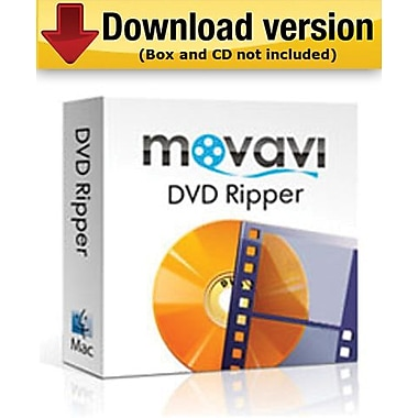 Movavi DVD Ripper - Personal for Mac (1-User) [Download]