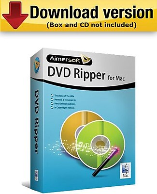 Aimersoft DVD Ripper for Mac (1-User) [Download] 954372