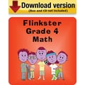 Flinkster Grade 4 Math for Windows/Mac