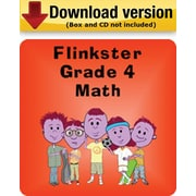 Flinkster Grade 4 Math for Mac (1-User) [Download]