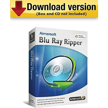 Aimersoft Blu-ray Ripper for Windows (1-User) [Download]
