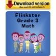 Flinkster Grade 3 Math for Windows/Mac