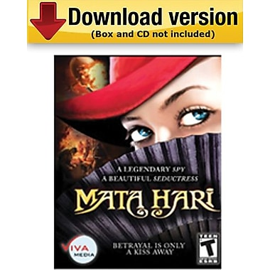 Mata Hari for Windows (1-User) [Download]