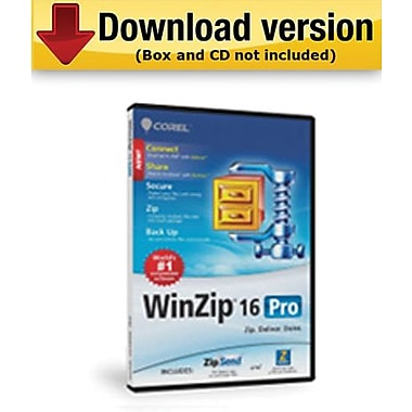 Corel WinZip 16 Pro for Windows (1 - User) [Download]