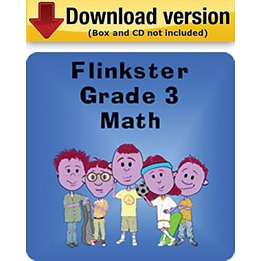 Flinkster Grade 3 Math for Windows (1-User) [Download]