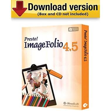 Logiciel Presto! ImageFolio pour Windows (1 utilisateur) [Téléchargement]