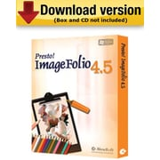 Presto! ImageFolio for Windows (1 - User) [Download]