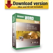 Advanced Word Repair for Windows (1-User) [Download]