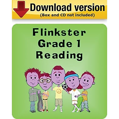 Flinkster Grade 1 Reading for Windows/Mac