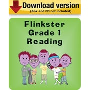 Flinkster Grade 1 Reading for Mac (1-User) [Download]