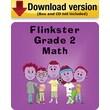 Flinkster Grade 2 Math for Windows/Mac
