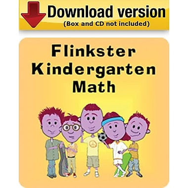 Flinkster Kindergarten Math for Windows/Mac