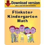 Flinkster Kindergarten Math for Mac (1-User) [Download]