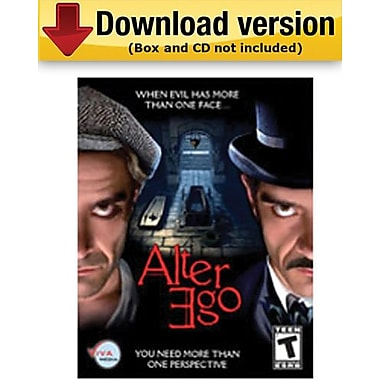 Alter Ego for Windows (1-User) [Download]