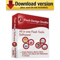 Flash Design Studio for Windows (1-User) [Download]