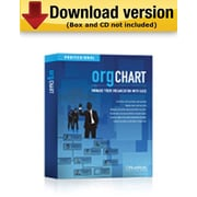 OrgChart Professional for 250 People for Windows (1 - User) [Download]