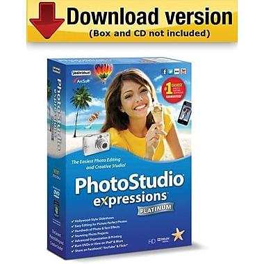 PhotoStudio – Expressions Platinum 6 pour Windows (1 utilisateur) [Téléchargement]