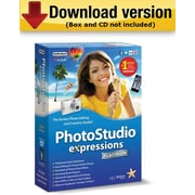 PhotoStudio Expressions Platinum 6 for Windows (1-User) [Download]