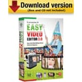 Honestech Easy Video Editor for Windows (1-User) [Download]