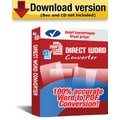 Direct Word Converter for Windows (1 - User) [Download]
