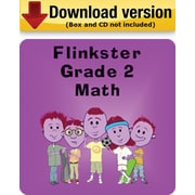 Flinkster Grade 2 Math for Windows (1-User) [Download]