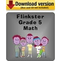 Flinkster Grade 5 Math for Windows/Mac