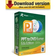 Moyea PPT to DVD Burner Education Edition for Windows (1-User) [Download]