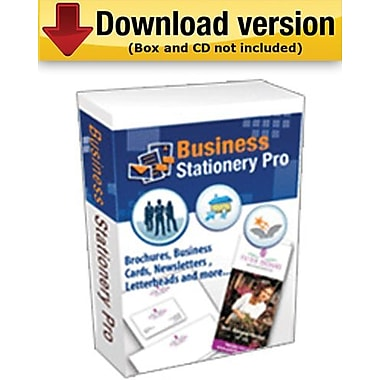 Business Stationery Pro for Windows (1-User) [Download]