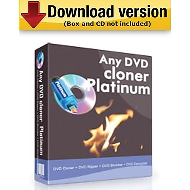 Any DVD Cloner Platinum for Mac (1-User) [Download]