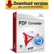 Wondershare PDF Converter for Windows (1-User) [Download]