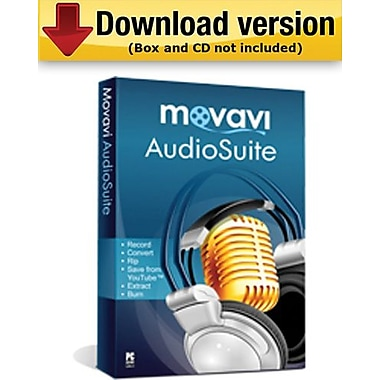 Movavi AudioSuite for Windows (1-User)