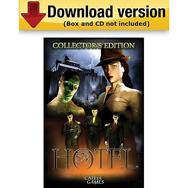 Bellevue Hotel: Collectors Edition for Windows (1-User) [Download]