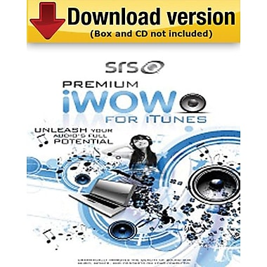 iWOW Premium for iTunes for Windows