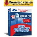 Direct PDF Converter Pro for Windows (1 - User) [Download]