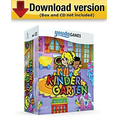 KinderGarten for Windows (1-5 User) [Download]