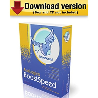 Auslogics BoostSpeed for Windows (1-User) [Download]