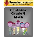 Flinkster Grade 5 Math for Windows (1-User) [Download]