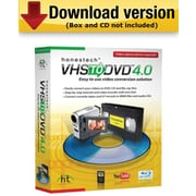 Honestech VHS to DVD 4.0 Standard for Windows (1-User) [Download]