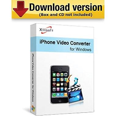 XilisoftMD – Convertisseur vidéo iPhone pour Windows (1 utilisateur) [téléchargement]