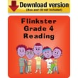 Flinkster Grade 4 Reading for Windows (1-User) [Download]