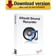 Xilisoft Sound Recorder for Windows (1-User) [Download]