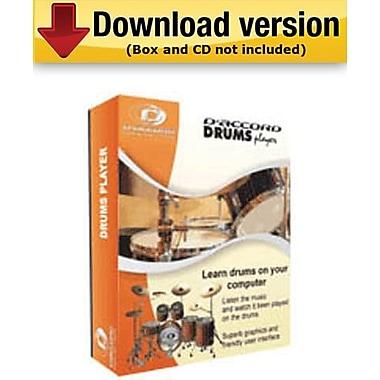 D'accord – Drums Player pour Windows (1 utilisateur) [Téléchargement]