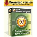 Banner Designer Pro Banner Maker for Windows (1-User) [Download]
